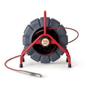 Ridgid Mini-SeeSnake Plus Color Camera Self-Leveling 200 Feet Reel