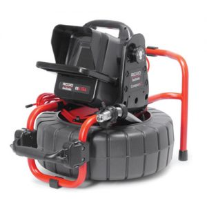 Ridgid Compact2 and CS6PAKX SeeSnake 100 Feet Video Inspection System with Battery
