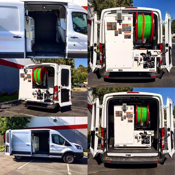 Van Pack 4008 200 Transit