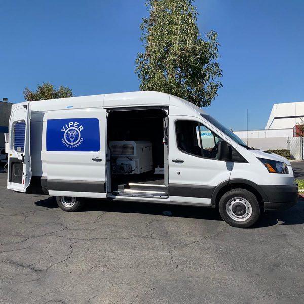 Van Pack 4018 Transit